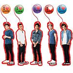 One-Direction-Bookmarks