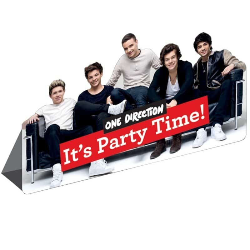 One Direction Party Invites