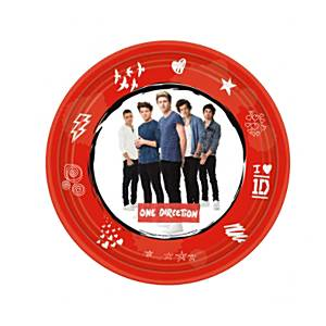 One Direction Small Plates