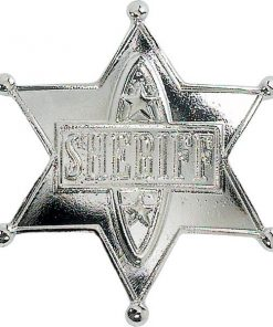 Sherrif Badge