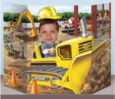 Digger Photo Prop