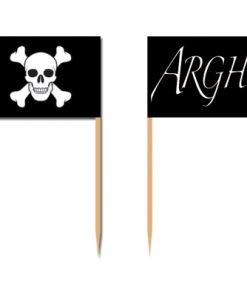 pirate flag pick