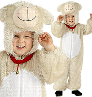Christmas Nativity Lamb Costume