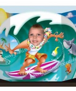 Surfs Up photo prop