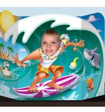 Surfs Up photo prop