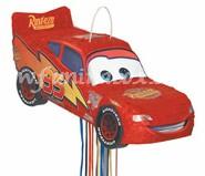 Disney Cars Lightning McQueen Pinata Pullina