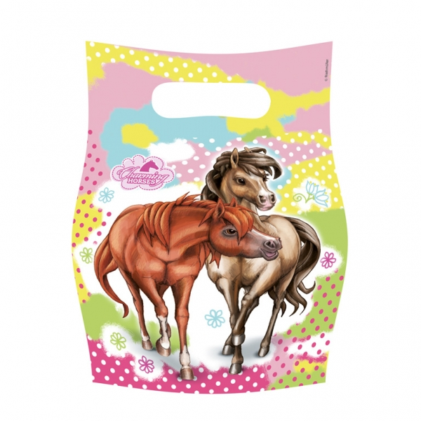 Horse Party Bags - pack of 6