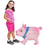Pig Airwalker Balloon