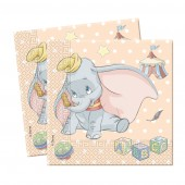 Dumbo themed napkins