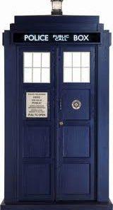 Doctor Who The Tardis 192cm Cardboard Cutout