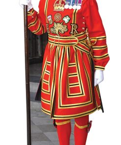 London Beefeater Lifesize Cardboard Cutout .