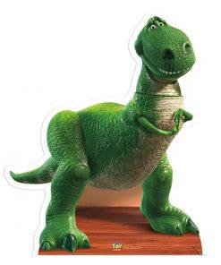 Toy Story Rex cardboard cutout