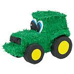 Green Tractor Pinata