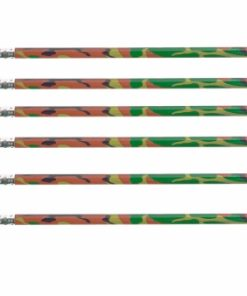 Camo Army themed pencils for army party bags