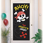 Pirate fun Door Banner