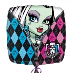 monster high helium balloon