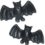 Vampire Party Bat Rings (12pk)