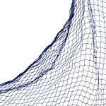 Blue Fishing Net Decoration