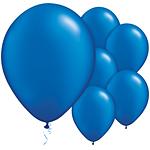 """11"""" Latex Balloons - pack of 8 - Light Blue"""