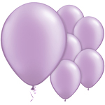 "11"" Latex Balloons - pack of 8 - Pearl Lavender"