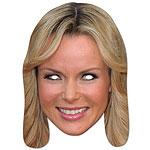 Amanda Holden Celebrity Mask