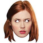 Amy Pond Celebrity Mask