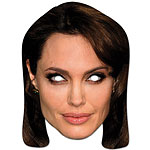 Angelina Jolie Celebrity Mask