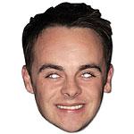 Ant McPartin Celebrity Mask