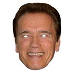 Arnold Schwarzenegger Celebrity Mask