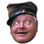 Benny Hill Celebrity Mask