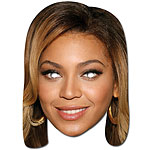 Beyonce Knowles Celebrity Mask