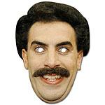 Borat Celebrity Mask