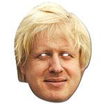 Boris Johnson Celebrity Mask