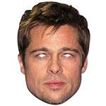 Brad Pitt Celebrity Mask