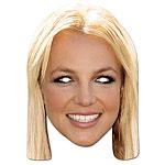 Britney Spears Celebrity Mask