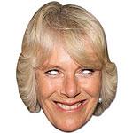 Camilla Parker Bowles Celebrity Mask