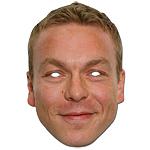 Chris Hoy Celebrity Mask