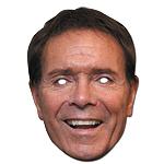 Cliff Richard Celebrity Mask