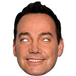 Craig Revel Horwood Celebrity Mask
