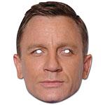Daniel Craig Celebrity Mask