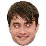 Daniel Radcliffe - Harry Potter Celebrity Mask