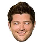 Danny Donoghue Celebrity Mask