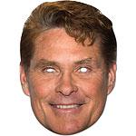 David Hasselhoff Celebrity Mask