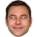 David Walliams Celebrity Mask