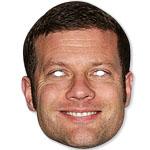 Dermot Oleary Celebrity Mask