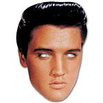 Elvis Presley Celebrity Mask