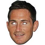 Frank Lampard Celebrity Mask