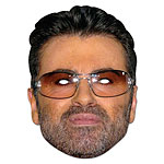 George Michael Celebrity Mask