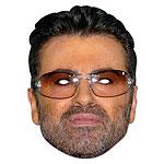 George Michael Celebrity Mask