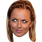 Gerri Halliwell Celebrity Mask